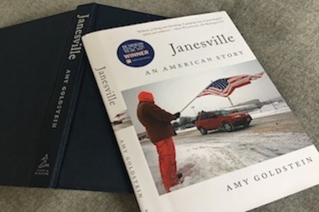 BOOK REVIEW: Janesville – An American Story by Amy Goldstein